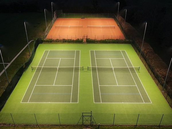 Brenchley_Matfield_Lawn_Tennis_Club_Armadillo_Lighting_2