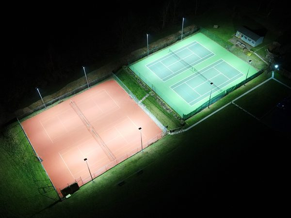 Brenchley_Matfield_Lawn_Tennis_Club_Armadillo_Lighting_5